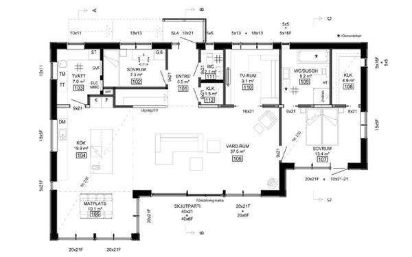 Hus med attityd 131-H1