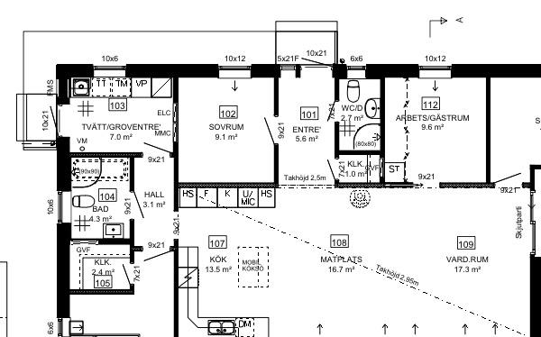 Hus med attityd 131-H2